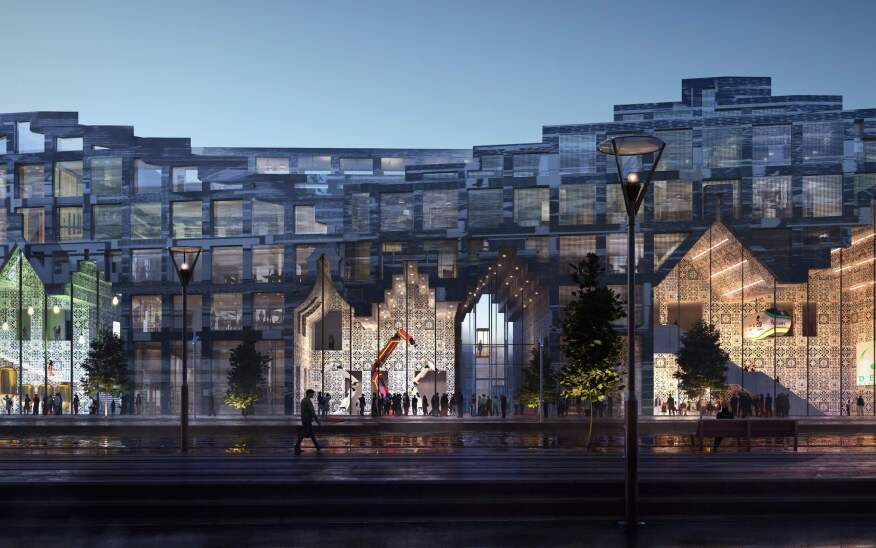 Mixed Use House Of Delft To Showcase Dutch City S Innovations Potential Multifamily Executive
