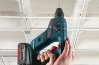 Compact rotary hammer kit