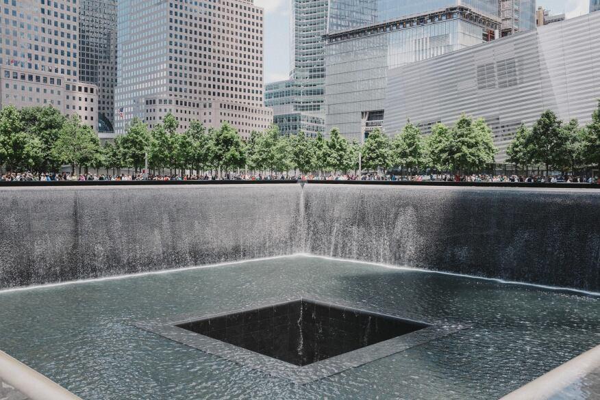 Aaron betsky goes back to ground zero architect magazine - Ground zero pools ...