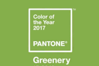 Pantone Introduces Greenery as Its 2017 Color of the Year