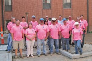 Concrete Cares Promotes Breast Cancer Awareness