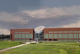 New Brooks Library at Norfolk State University