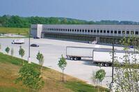 Industrial Concrete Pavements