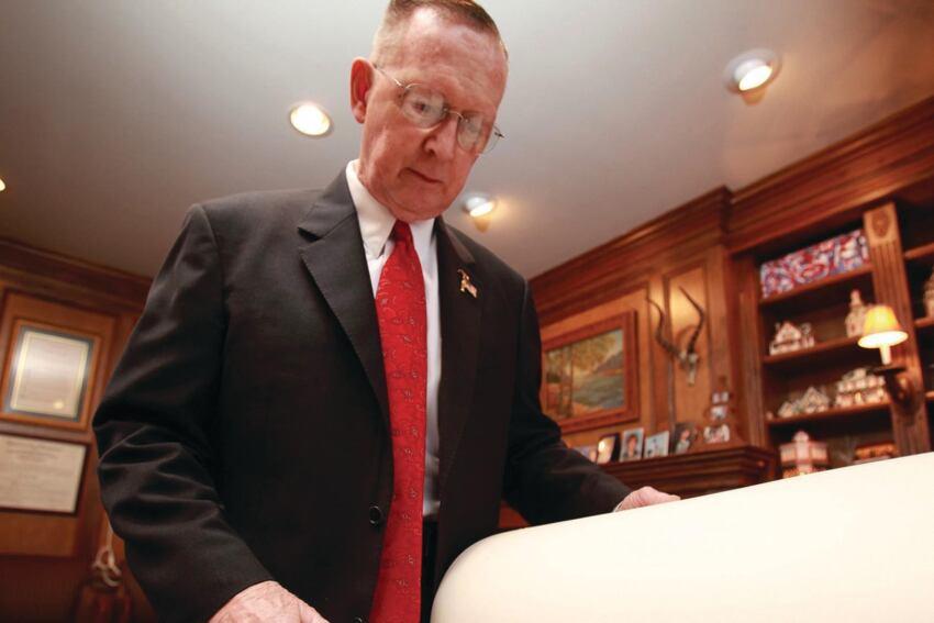 New NAHB Chairman Takes Reins in Tough Times