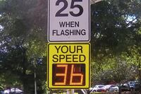 Radarsign Radar Speed Signs