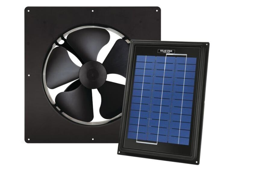 Attic Fan from Solatube