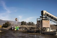 Slag Recycler Uses Dust Suppression Cannon To Meet Air Quality Regulations