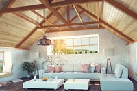 Fypon Adds to Rustic Offerings with Hand-Hewn and Rough-Sawn Beams
