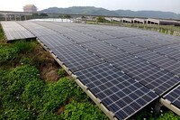 U.S. Hits China Solar Firms