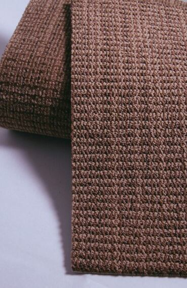 Carpet Contains Sustainable Fiber