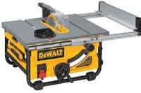 Compact and Powerful Table Saw