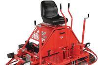 Allen Engineering MSP 445 Mechanical Drive Riding Trowel