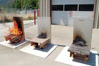 Fire-Resistant Decks