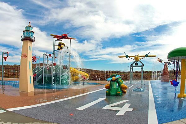 North Valleys Water Splash Park | Stead, Nev.