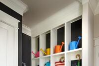 Mudroom Design Tip from the NEXTadventure Home
