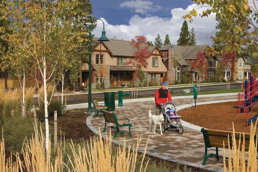 Design of Community Helped Spur Sales