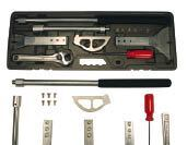 Artillery Tools Pry Bar System