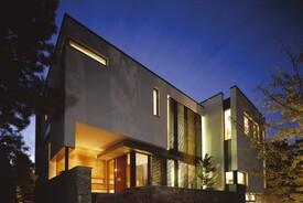 House on a Ravine