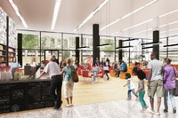 10 More Renderings of the MLK Library Renovation