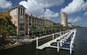A sale of Post's portfolio would include the Post Harbour Place in Tampa.