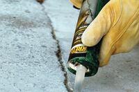 Quikrete Polyurethane Concrete Crack Sealant