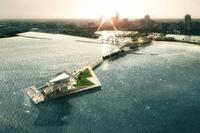 New Concept for St. Petersburg Pier in Florida Gets Approval From City Council