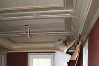 Building a Beamed Ceiling