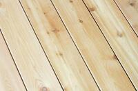 Western Red Cedar Knotty Beveled Siding