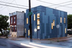 Infill Architecture Urban Infill House 001 002