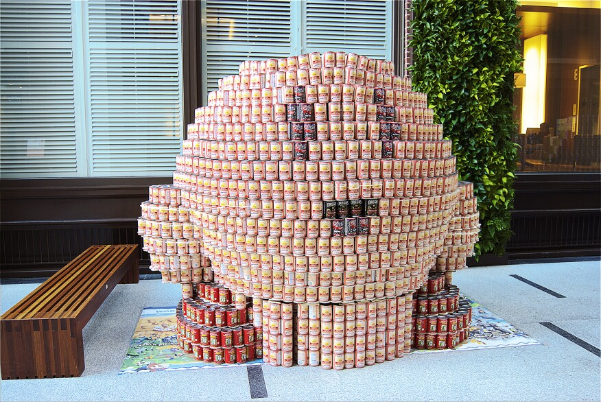 Kirby is Really Cute, by Payette (3,508 cans)