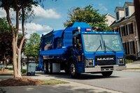 New refuse model from Mack Trucks