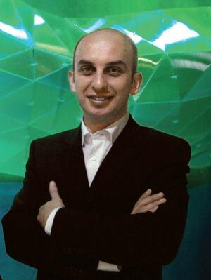 Ammar Eloueini - Age: 38 - Firm: Digit-All Studio - Education: Ecole d'Architecture, Paris; Columbia University