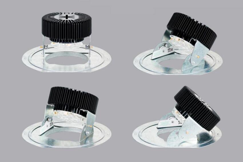 Adjustable Eco-Downlight by CSL
