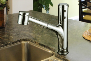 The K2002 touchless faucet from Cinaton