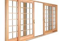 Ply Gem Aluminum-Clad Wood Door