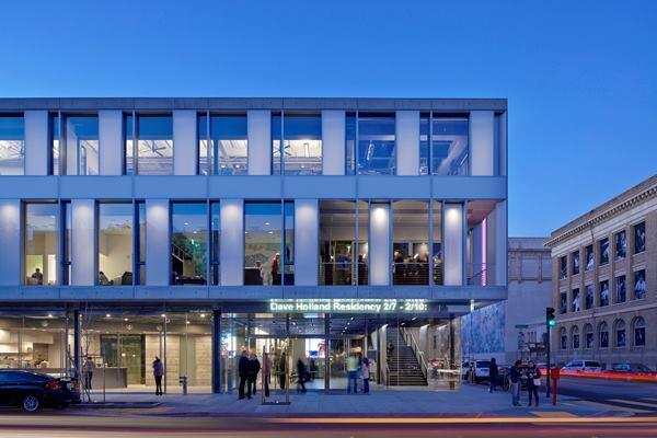 SFJAZZ Center in San Francisco, Calif.