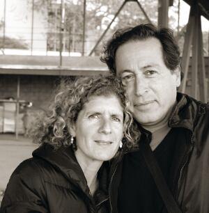 Taal Safdie and Ricardo Rabines
