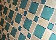 Geologie Series of Mixed-Material Tiles