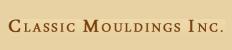 Classic Mouldings Logo