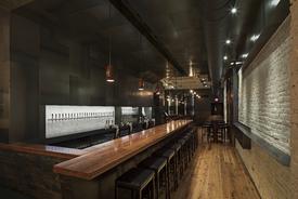 Rustic Aesthetic Meets Artisinal Brews in This Philadelphia Bar