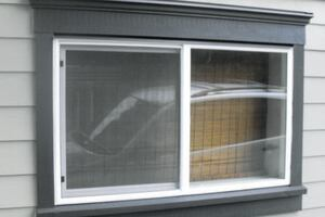 Weathertight Windows
