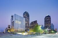 2011 AL Design Awards: The Dee and Charles Wyly Theatre, Dallas