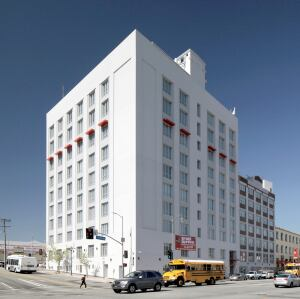 The Metro at Chinatown Senior Lofts in Los Angeles will feature 123 units of affordable seniors housing.