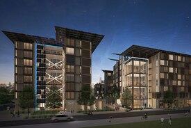 UCSF Net-Zero Student Housing
