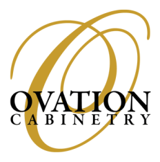 Ovation Cabinetry Logo