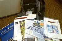 A Backpack Full of Innovation