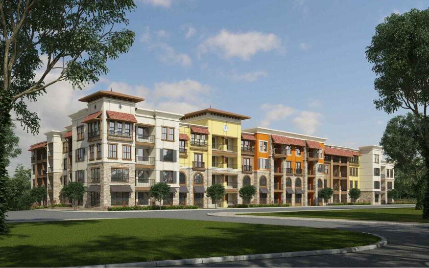 Amcal partners with atticus on texas luxury project for Residential lease for apartment or unit in multi family