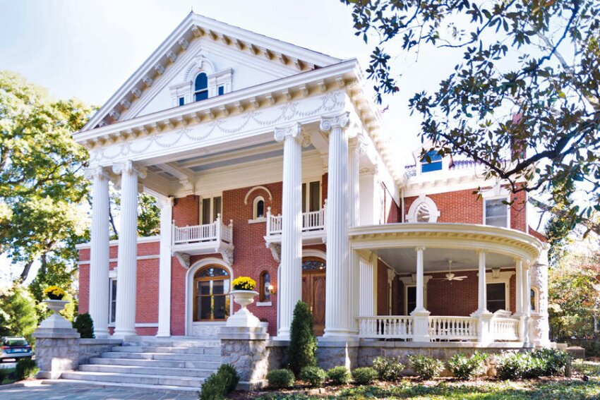 Restoring Coca-Cola Co. Founder Asa Candler's Early 1900s Mansion