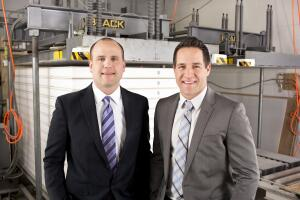 Brian Barrick and Nick Richmond, Matrix Basement Systems