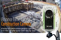 Time Lapse Video Construction Camera